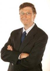 Билл Гейтс пожертвует $750 млн на борьбу со СПИДом в Давосе.